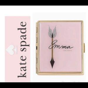 "Kate Spade ID Card Holder ""Emma"""